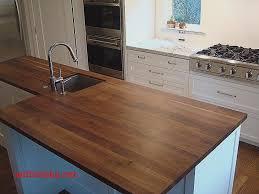 plan de cuisine en bois table en bois massif brut pour idees de deco de cuisine best of
