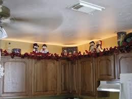 Lights Above Kitchen Cabinets December 2007