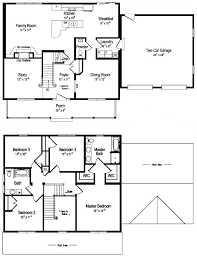 sycamore modular home floor plan