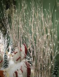 Lighted Branch Tree Lighted Birch Clump Branch On Stand 47 Inch With 90 Lights Buy Now