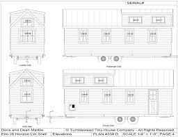 tumbleweed tiny house shell tiny house listings
