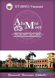 Invitation Cards For Alumni Meet Iit Bhu Alumni Meet Brochure