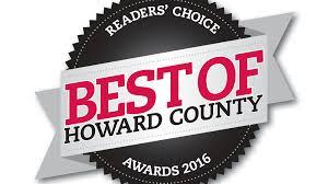 winners best of howard county 2016 howard county times