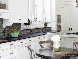 Black Kitchen Cabinet Pulls by Kitchen Cabinet White Brick Kitchen Backsplash Kitchen White