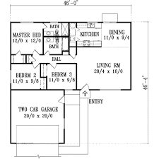 adobe southwestern style house plan 3 beds 2 00 baths 1196 sq