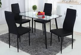 varick gallery van siclen 5 piece dining set u0026 reviews wayfair