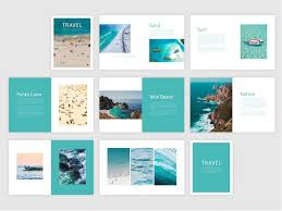 free travel brochure template freebies from flipsnack