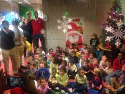 head start holiday party