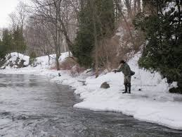 vermont new years year open water fishing opportunities in vermont