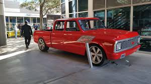 Classic Chevy Trucks 67 72 - 67 72 safety stance