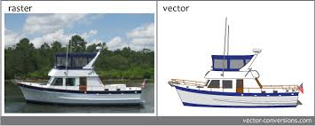 photograph to vector conversion
