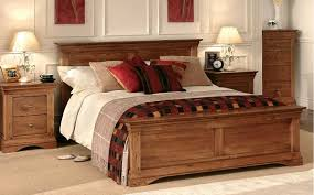 Oak Bed Frame Sleepcraft Phillipe Oak Bed Frame Buy At Bestpricebeds