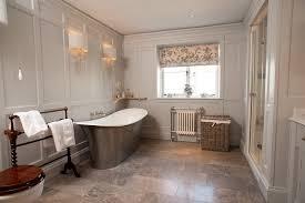 panelled walls wall panelled bathroom traditional bathroom gloucestershire