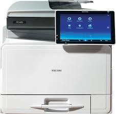 ricoh india unveils high end cut sheet color printers