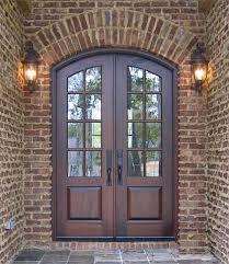 Wood Exterior Entry Doors Wooden Exterior Front Entry Doors Wood