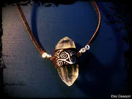 make crystal necklace images A natural witch grimoire of life and practice how to make a jpg