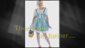 dorothy costume from the wizard of oz youtube