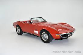 1969 chevrolet corvette exotic and classic car dealership