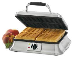 Cuisinart Toaster 4 Slice Stainless Waf 4b Waffle Makers Discontinued Cuisinart Com