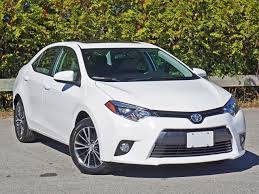 2007 Toyota Corolla Le Reviews 2016 Toyota Corolla Le Road Test Review Carcostcanada