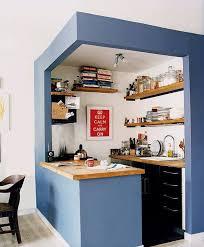 le coin cuisine le cube bleu met l accent sur le coin cuisine noirmoutier