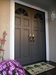 Fiberglass Exterior Doors Lowes by Articles With Lowes Fiberglass Double Entry Doors Tag Outstanding