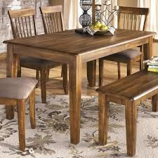 pictures for dining room ashley dining table signature design by rectangular dining room