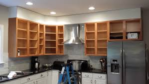 Crown Molding On Top Of Kitchen Cabinets Just The Right Size Kitchen Upgrade Status Closing In The Space