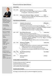 Master Resume Template 100 Masters Resume Executive Resume Samples Professional