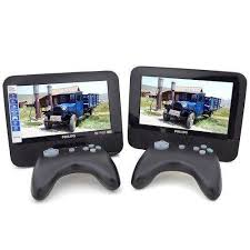 target black friday dvd player portable philips pd7012g 37 7 inch dual screen portable dvd player black