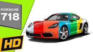 2017 porsche 718 paint colors youtube
