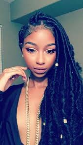 natural locs hairstyles for black women not a fan of faux locs hell i don t even like the real ones but