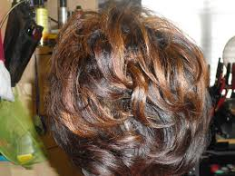 phenomenalhaircare color service golden brown color highlights