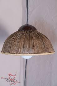 Design For Wicker Lamp Shades Ideas Diy Wicker Light Designed Decor