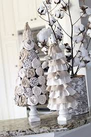 Shabby Chic Christmas Tree by 235 Best Shabby Christmas Crafts U0026 Diy Images On Pinterest