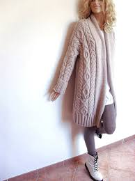 cable knit sweater womens wool cardigans vsw fashion
