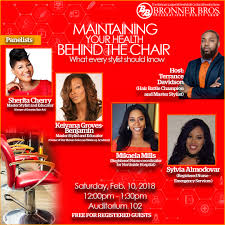 bonner brother winter hairshow in atlanta special events bronner bros international beauty show