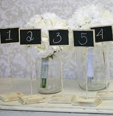 Wedding Table Signs Wedding Table Numbers Chalkboard Tbrb Info Tbrb Info