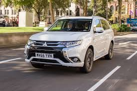 mitsubishi launching outlander phev in new york third crossover