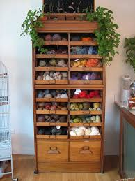 Yarn Storage Cabinets What A Great Way To Store Yarn Ravelry Lesliehsimon S My