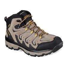 Skechers Comfort Construction Relaxed Fit Morson Gelson Men U0027s Waterproof Hiking Boots