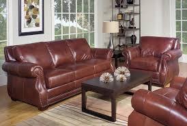 Underpriced Furniture Scotch Leather Sofa - Underpriced furniture living room set