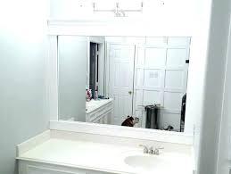 bathroom mirror trim ideas bathroom crown molding ideas trim bathroom mirror mirror trim