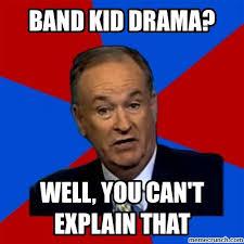 Band Kid Meme - kid drama