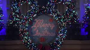 christmas decorations part 1 disneyland paris youtube