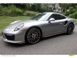miami blue porsche turbo s 2017 gt silver metallic porsche 911 turbo s coupe 115513312