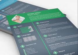 Resume Website Template Free 20 Free Resume Design Templates For Web Designers
