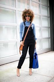 the effortless chic the best of overalls the effortless chic