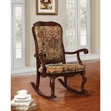 Mission Style Rocking Chair Rocking Chairs Living Room Chairs Shop The Best Deals For Nov