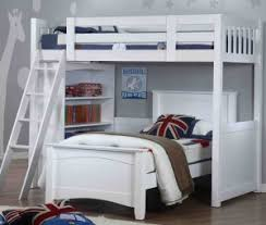 Bunk Beds From Rainbow Wood - Kids l shaped bunk beds